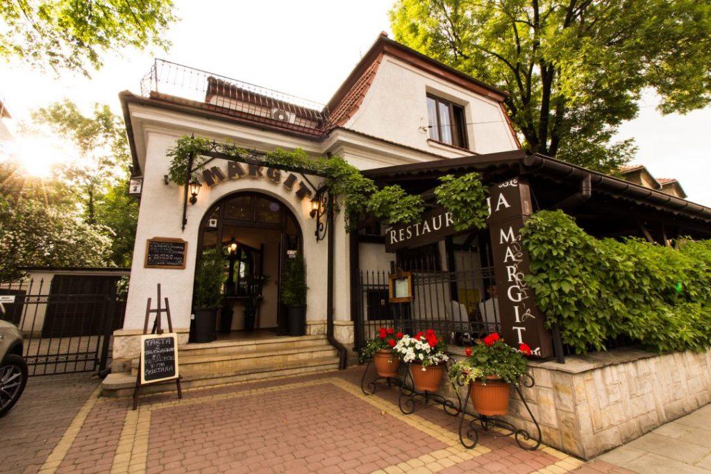 Restauracja Margit Rondo Mogilskie Kraków