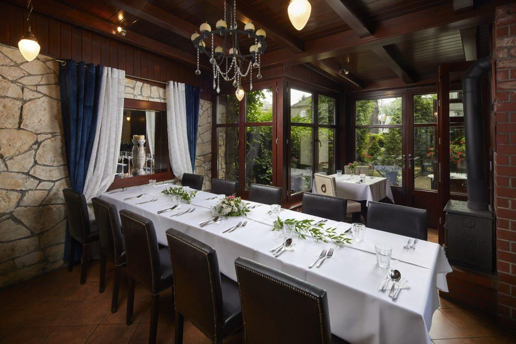 Klimatyczna restauracja Margit Kraków